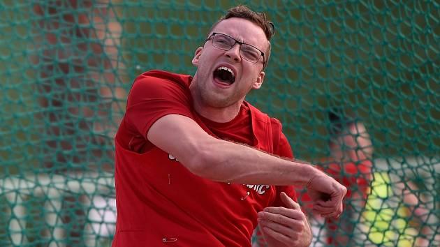 Martin Dvořák získal tři zlaté medaile