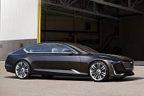 Koncept Cadillac Escala.