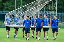 Slovan Liberec zahájil 19. června prvním tréninkem letní přípravu před nadcházejícím ročníkem fotbalové ligy.