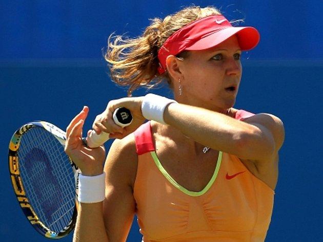 Tenistka Lucie Šafářová.
