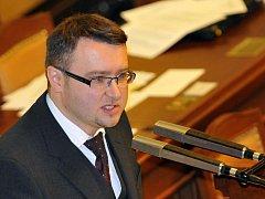 Místopředseda ODS Pavel Drobil.