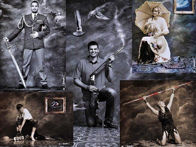 Nový kalendář Dukly pro rok 2009 je z dílny fotografa Jana Saudka.
