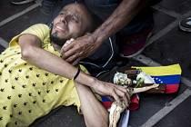 Ranění ve Venezuele