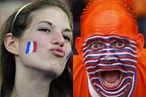 Druhé kolo skupiny C svedlo proti sobě Nizozemsko s Francií.
