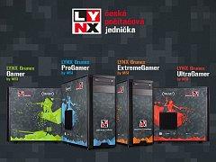 Řada počítačů Lynx Grunex 2017.