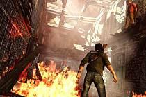 Počítačová hra Uncharted 3.