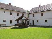 Rodný dům Johanna Mendela v Hynčicích (dnes Vražné)