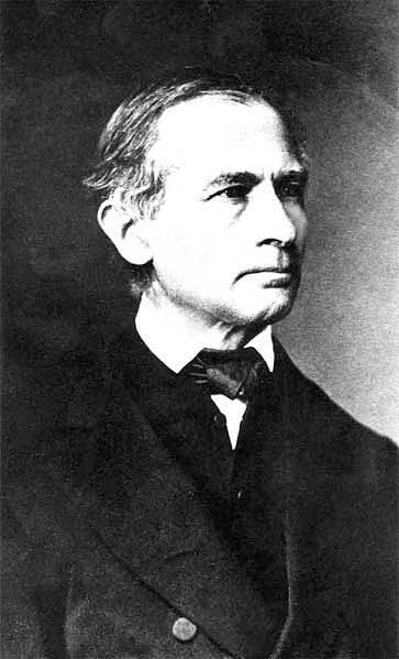 Německý astronom Johann Gottfried Galle byl prvním mužem, který pozoroval planetu Neptun. Před ním ji sice viděl už třeba i Galileo, ovšem ten ji považoval za hvězdu.