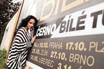 Lucie Bílá vyrazila na své Černobílé turné.