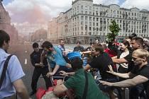 Homosexuálové jsou v Rusku terčem častých represí.