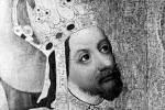 Detail z obrazu - Karel IV.