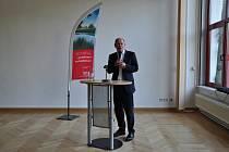 Kandidát na kancléře Olaf Scholz (SPD)