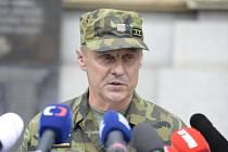 Zástupce náčelníka Generálního štábu Armády ČR Jiří Verner.