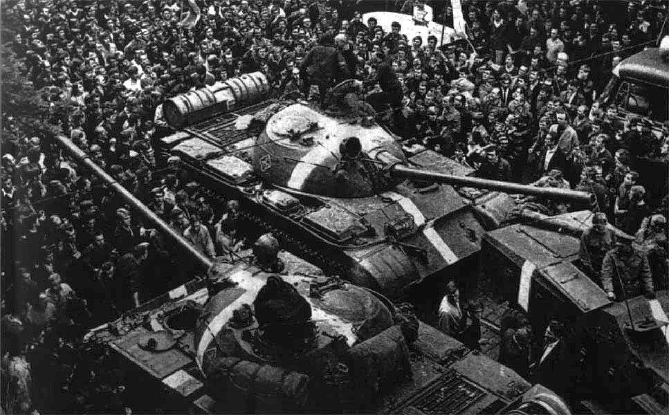 Okupace Československa v roce 1968