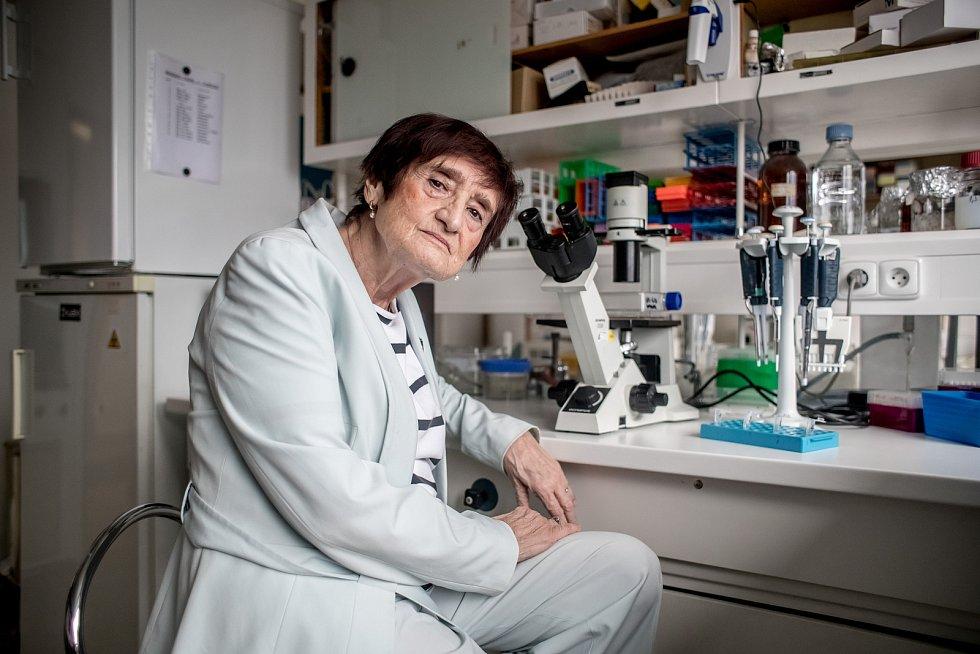 Imunoložka Blanka Říhová