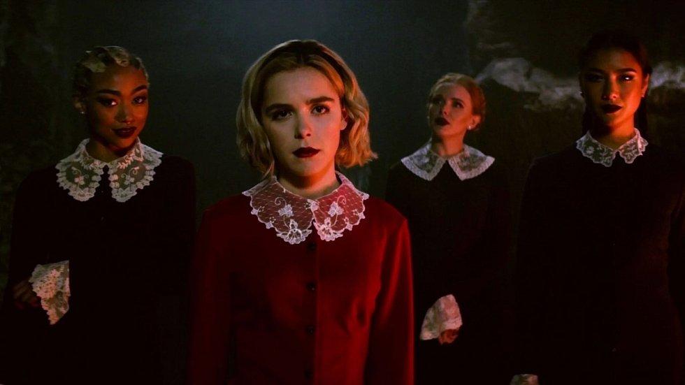 Sabrina: Děsivá dobrodružství (USA, Vysílá: Netflix)