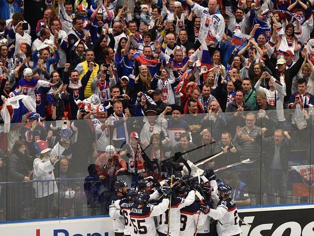 Ostravská aréna je vyprodaná na zápasy Slovenska