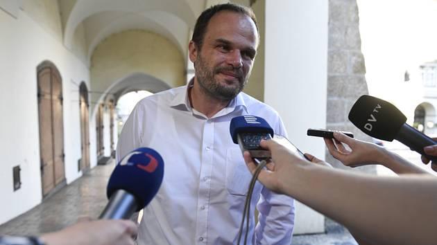 Michal Šmarda - Místopředseda ČSSD