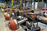 Modernizace z fondů EU. Automobilka Tatra zůstává ve svém oboru technologickou špičkou. I díky podpoře z fondů EU