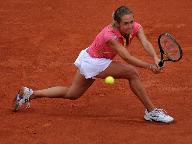 Klára Zakopalová znepříjemnila Sereně Williamsové začátek Roland Garros.