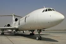 Stejný typ ruského letadla Tu-154, které se zřítilo u Soči