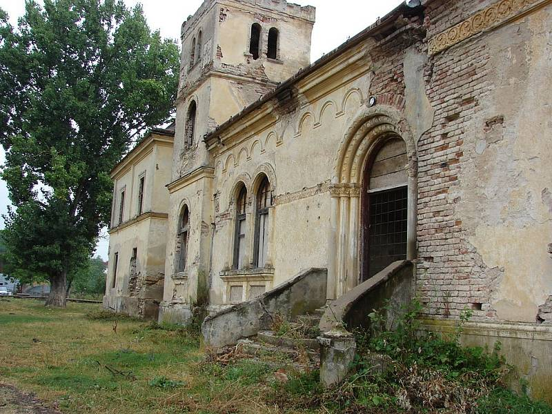Klášter v rumunské obci Treznea