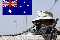 V Iráku je nasazeno více než 1 500 Australanů.
