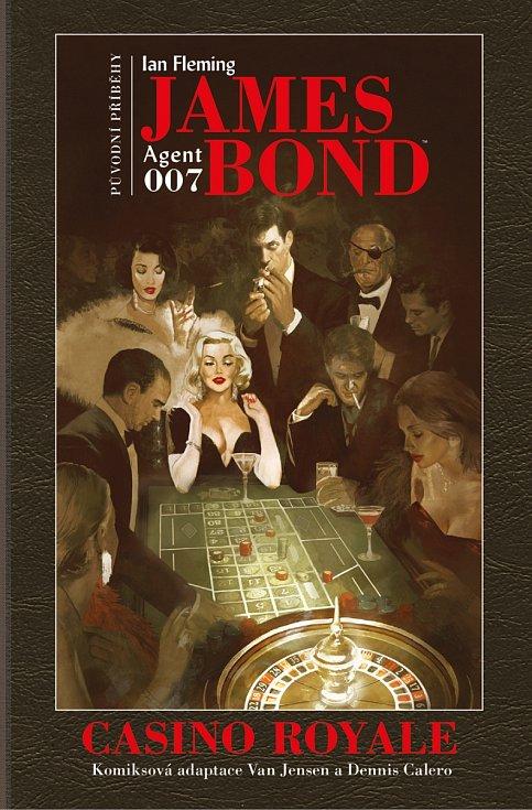 Komiksové vydání Jamese Bonda