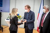 Předávání Ceny evropského občana