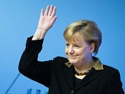 Angela Merkelová v roce 2012.