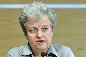 Předsedkyně Státního úřadu pro jadernou bezpečnost (SÚJB) Dana Drábová