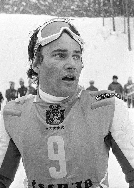 Bohumír Zeman na univerziádě v roce 1978