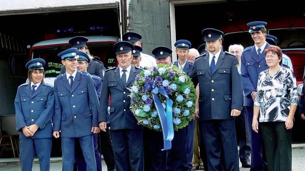 Bečice u Týna nad Vltavou v sobotu slavily 75. výročí založení sboru dobrovolných hasičů v obci.