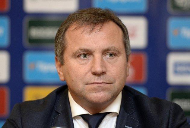 Šéf hokejové extraligy Josef Řezníček.