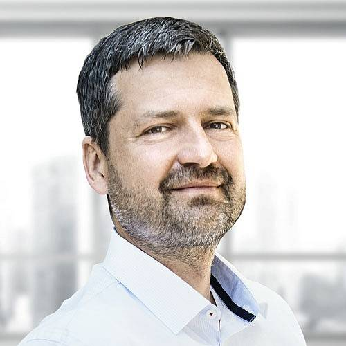 Miroslav Košnar, ředitel společnosti Cimex.