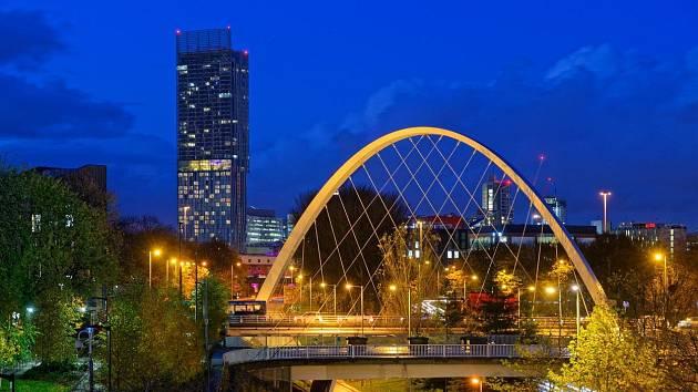 Manchester. Ilustrační snímek