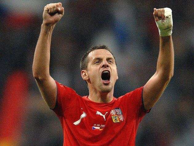 Bude se Marek Matějovský radovat i v zápase s Polskem?