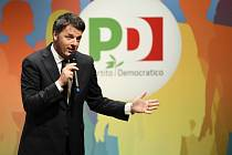 Matteo Renzi, demokratická strana Itálie