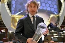 Fotbalista roku 2015: Pavel Nedvěd byl uveden do Síně slávy