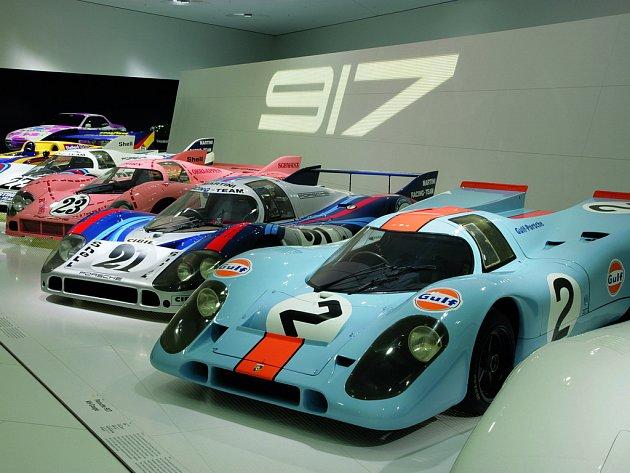 Sportovní prototypy řady 917 kralovaly vytrvalostním závodům na přelomu 60. a 70. let minulého století.
