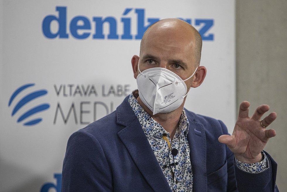 On-line debata Deníku na téma Nebezpečné silnice v Česku. Martin Pleva