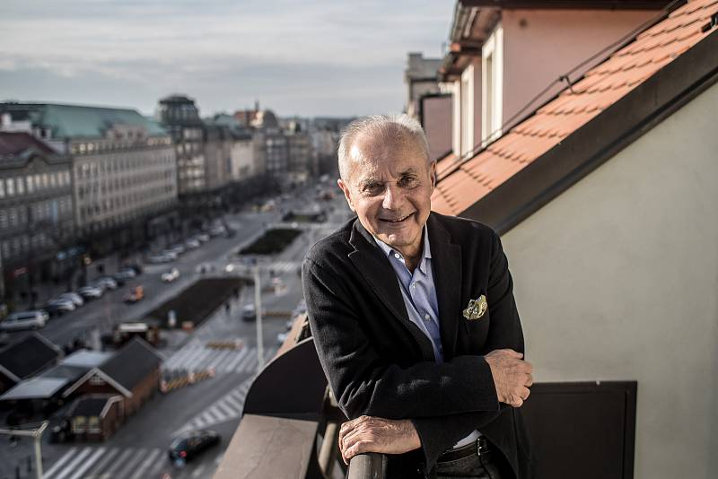 Podnikatel Jiří Šimáně.