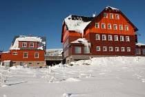 Bouda Malá Úpa směle konkuruje evropským horským střediskům.