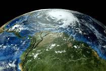 Země, jediná obyvatelná planeta ve sluneční soustavě