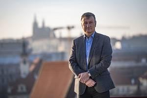 Ředitel Technické správy komunikací (TSK) Jozef Sinčák.