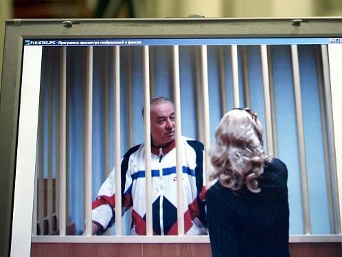 Ruský špion Sergej Skripal