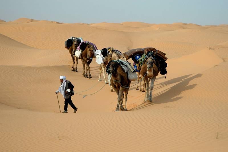 Tunisko - Ilustrační foto