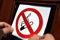 Zákaz kouření - ilustrační foto.