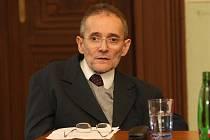 Předseda výboru Národní rady osob se zdravotním postižením Václav Krása