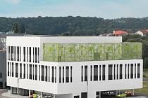 Škoda Auto začala stavět nové emisní centrum.